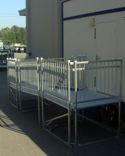 commercial wheelchair ramp